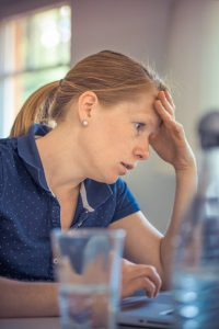 overspannen en stress symptomen